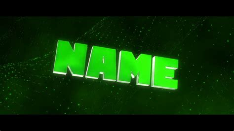 Free Green Shockwave Intro Template Cinema 4d After Effects Cinema 4d Intro Templates Free