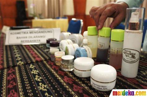 Krim Pagi Jerawat Pratista No Mercury foto bpom temukan 17 merek kosmetik mengandung bahan berbahaya merdeka
