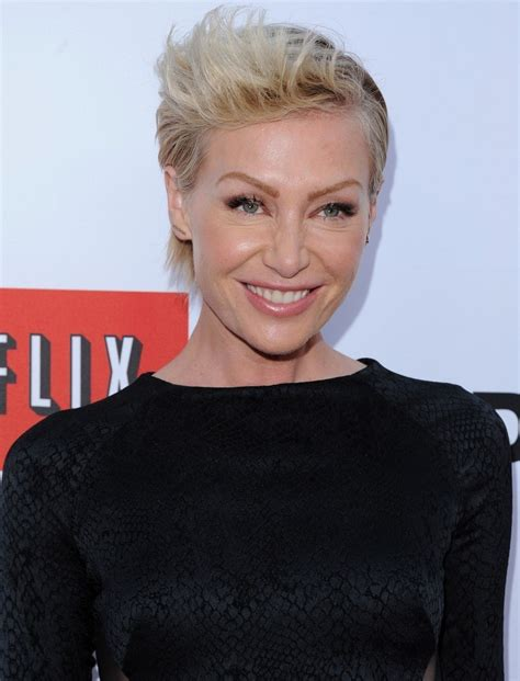 portia de rossi hairstyles short 2013 hairstyle portia de rossi fauxhawk short hairstyles lookbook