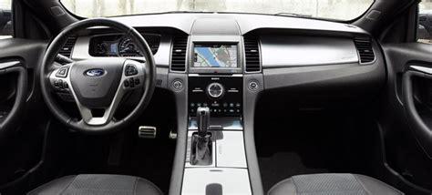 2013 Ford Taurus Sho Interior by 2013 Ford Taurus Sho Autoblog
