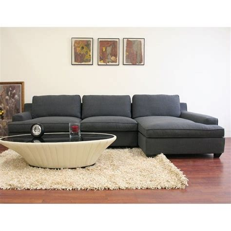 Kaspar Sectional Sofa Kaspar Sectional Sofa In Gray Td0905 Ad066 3 3pc Chaise
