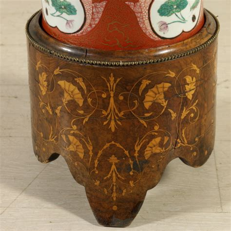 vaso antico vaso antico giapponese ceramiche antiquariato