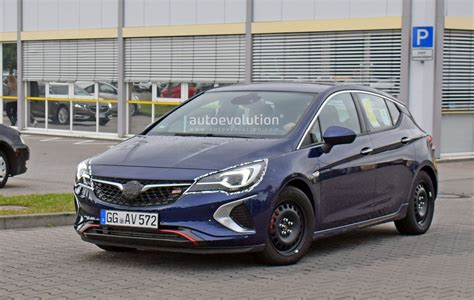 2019 New Astra by Spyshots 2019 Opel Astra Facelift Testing In Germany