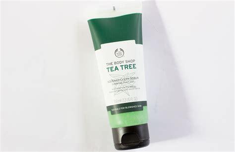 Scrub Tea Tree Shop the shop tea tree squeaky clean scrub living the