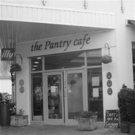 The House Pantry Restaurant by The Quarter Cafe And Sally Mckennas Guides