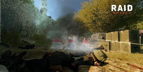 Ps4 Raid Word War 2 playstation 4 details zum kommenden koop shooter quot raid