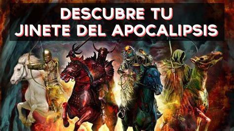 los jinetes del aguila 191 qu 233 jinete del apocalipsis eres test divertidos youtube