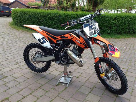 Motocross Ktm 125 Ktm 125 Sx 2012 Bull Kruijsbergen 4 S Bike Check