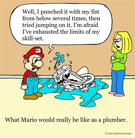 Plumbing Humour by Friday February 13 2015 Dallas Plumbing Company