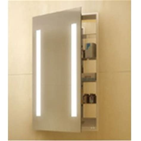 led lighted mirror medicine cabinet electric mirror ascension asc2330 lighted