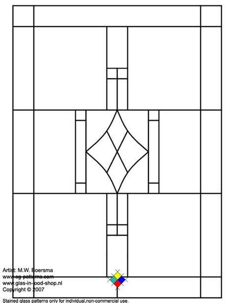 Glas Design Vorlagen Stained Glass Patterns For Free Glass Pattern 066 Stained Glass Glass And