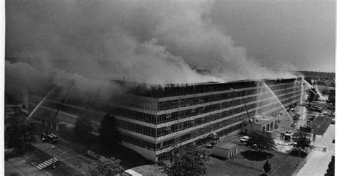 Missouri Records After 1966 Records Center Overland Mo Burned Two Days 1973 St Louis Mo