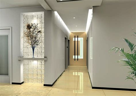 decoracion interiores modernos pasillos pintados y decorados para interiores modernos