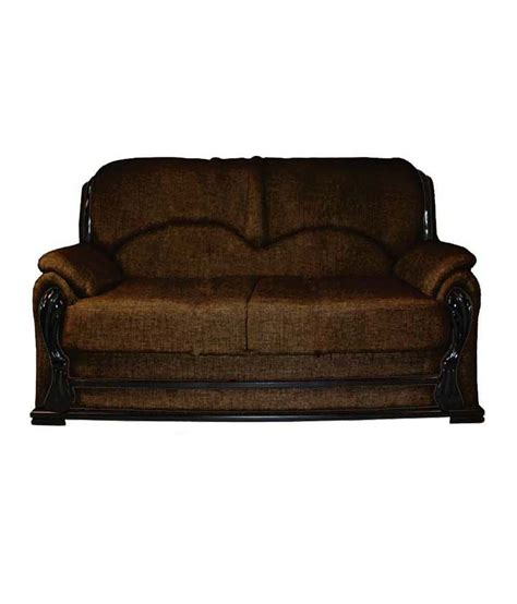 Polaris Sofa by Polaris 2 Seater Sofa Set Buy At Best Price In