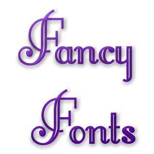 fancy font design online free fancy fonts android apps on google play