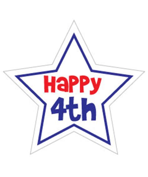 happy 4th of july birthday clip art free holiday clipart to use for christmas easter father
