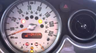 2005 Mini Cooper Dash Lights Reset Tyre Pressure Mini Tp Button