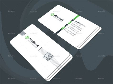 Card Preview by Corporate 002 Busine Corporate Business Cards By