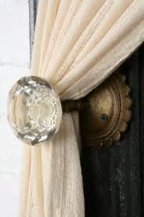 repurposed vintage door knobs diy inspired