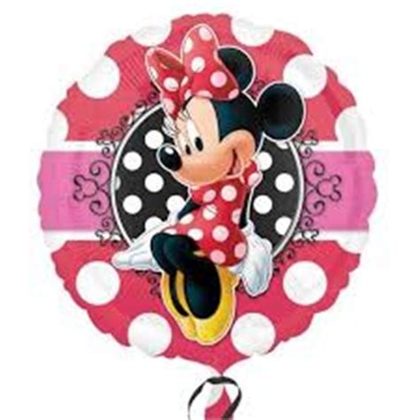 Balon Karakter Zebra minnie mouse fashion folyo balon u 231 an folyo balon temalı
