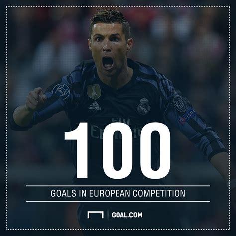 cristiano ronaldo best goals cristiano ronaldo 100 goals in europe real madrid s top