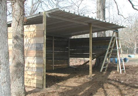 Build A Cheap Shed by Tifany How To Build A Cheap Loafing Shed