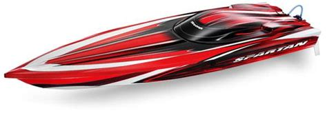 traxxas fastest boat traxxas spartan boat the world s fastest ready to race