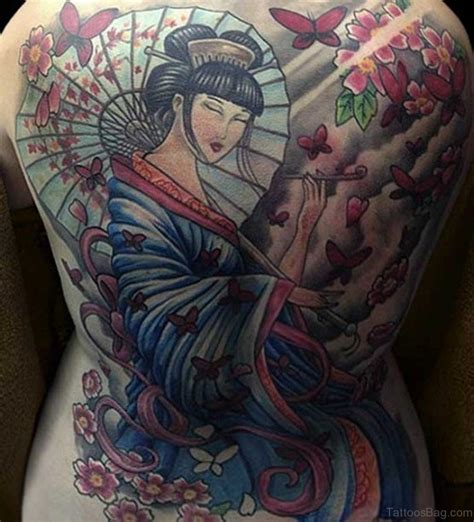 tattoo geisha back 70 new styles geisha tattoos designs for back