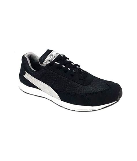 bootwala black stylish walking shoes for price in