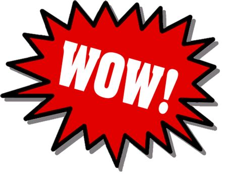 wow clipart wow clip cliparts co