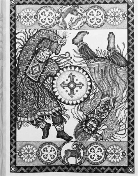 Spirit Coloring Book