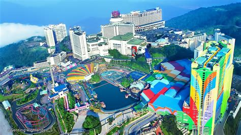 theme park genting highland genting highlands everything you need to know about