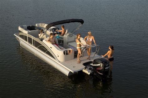 fishing deck boat manufacturers 10 top pontoon boats of 2013 boats