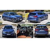 2018 BMW X3 And M40i  Caricoscom