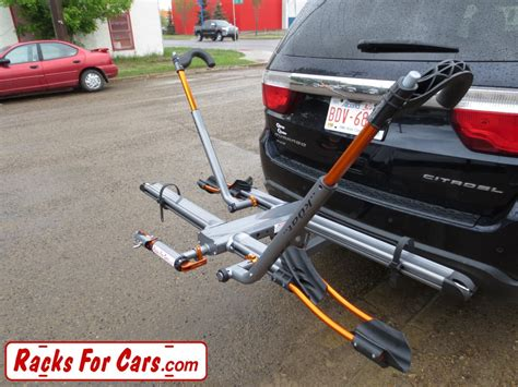 bike rack for car without hitch kuat nv 2 bike tray hitch rack racks for cars