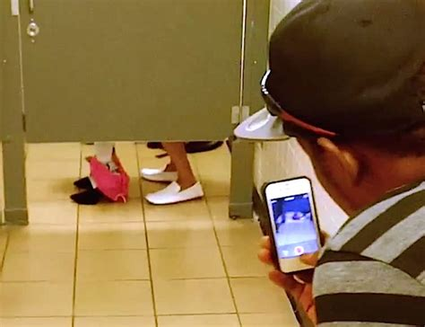 bathroom sexi pranks daily urban culture