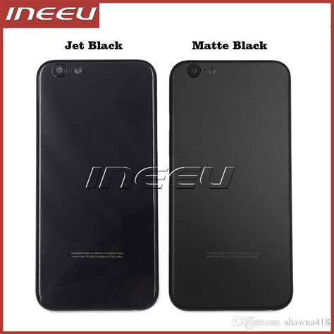 jet black  cover housing  iphone