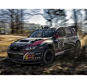 Subaru Impreza WRX STI Rally America 2012–pr