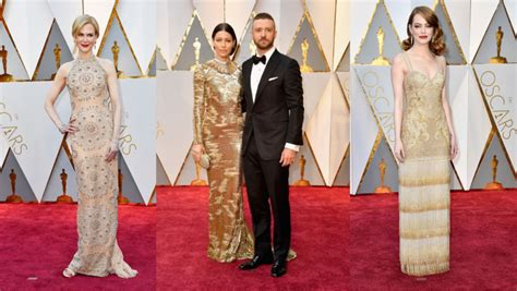 Oscar Fashion Fever by Oscars 2017 Carpet Best And Worst Dressed List