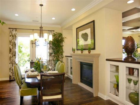 Dining Room And Fireplace Furniture Photos Hgtv Dining Table Fireplace Corner