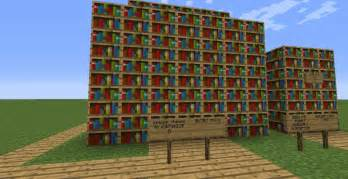 secret bookshelf door trick no redstone minecraft project