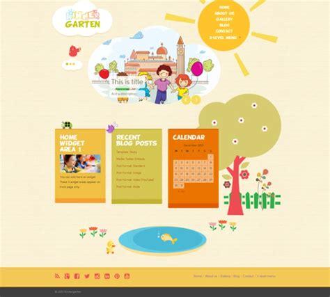 theme wordpress kindergarten 10 best kids and kindergarten wordpress themes 2016