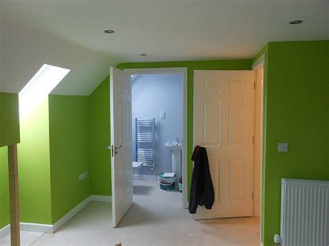 loft conversion with en suite new build august 2015