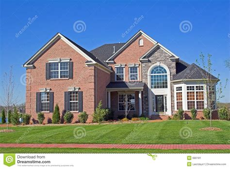 beauty home beautiful homes series 1d stock image image 680181