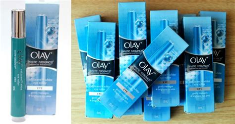 Olay Eye Roll On bloggang porscherta review olay white radiance