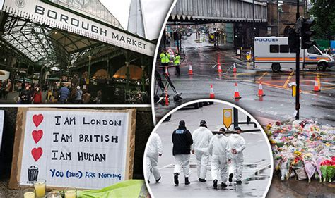 borough market attack londoners vow to support borough market following terror