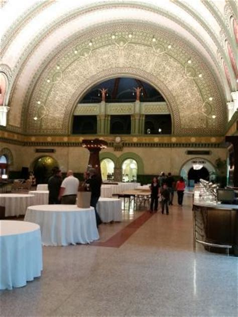 union station st louis light show grand ballroom light show is a must see picture of st