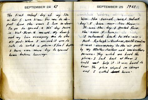 Great Depression Journal Entry Essays by The Saddest Day Of My A War Story The Gilder Lehrman Institute Of American