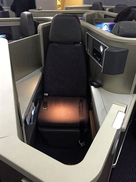 nonexistant layout class american airlines aa142 new york london business class