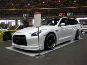 Nissan Gtr Wagon Rpm Crew Nissan Gt R Wagon